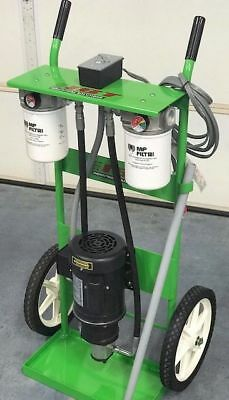 Portable filter cart/ transfer cart Special Christmas Only