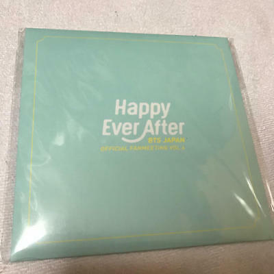 BTS HAPPY EVER AFTER official Postcard Set goods md Fanmeeting