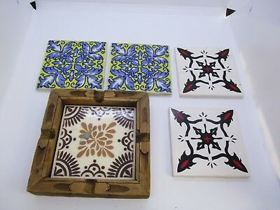 Dal-Tile Daltile 5 Pieces With Ashtray Frame