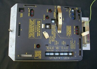 used ROWE BC-35/ BC-12/ BC-12R COMPUTER CONTROL CENTER COIN CHANGER bb