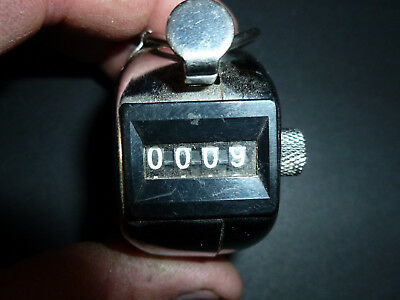 Lion Hand Counter Hand Held Number Counter Tool ClickerTally Metal