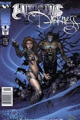 Witchblade (1995 series) Darkness Special #1 in VF condition. Image comics [*4z]