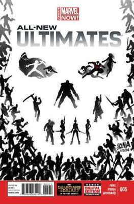 All-New Ultimates #5 in Near Mint minus condition. Marvel comics [*hz]
