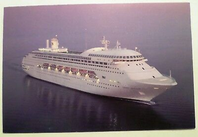 ms Crown Princess . Cruises Ship Ocean Liner Boat Nautical Luxury Voyage Vessel