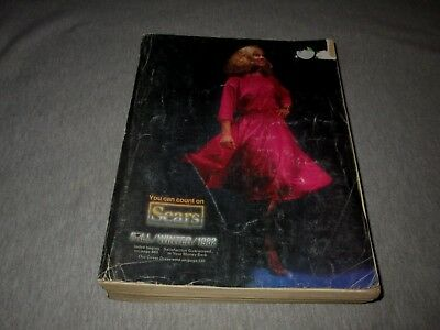 Sears-Fall / Winter 1982 Catalog-Cheryl Tiegs-Lingerie-Home Decor-Bath & More