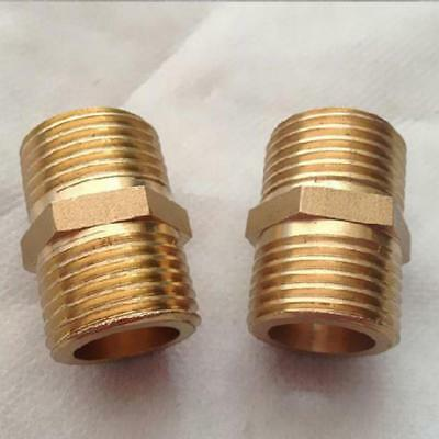 M22 Metric Brass Pressure Washer Adapter Hose  Lance Fitting Connector PROF