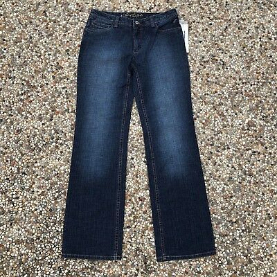 Tom Tailor NWT Women s 29 32 Jeans Alexa Bootcut Flared Leg Regular Rise Fit 5811d78f37