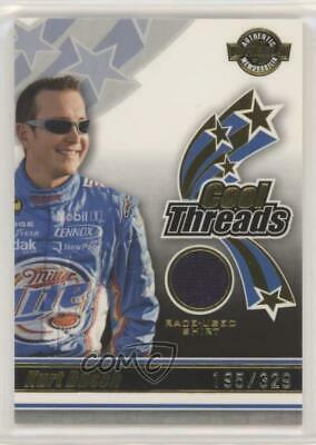 2006 Wheels American Thunder Cool Threads Race-Used #CT6 Kurt Busch Racing Card