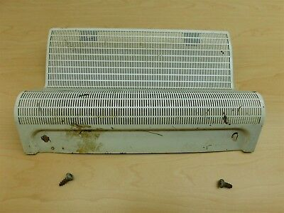 Speaker Grill For Radio At Center Dash  1957 Mercury    57Mm1-A1