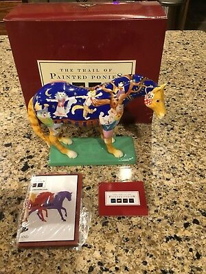 Trail of Painted Ponies Kitty Cats Ball NIB