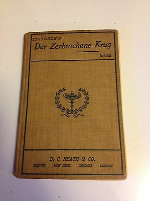 Der Zerbrochene Krug: Novelle (1901) by  Joynes, Edward S DC heath and company