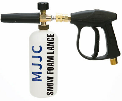 MJJC Pressure Snow Foam Lance For Car Wash Karcher K1-K7 Series +1/4'' Parts