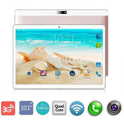 """10.1""""inch Tablet PC Android 7.0 4GB+64GB Octa Core WIFI GPS Phone Phablet UK"""