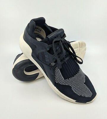 new products 45d6e e0bfb adidas 2014 Y-3 YOHJI YAMAMOTO BOOST QR KNIT RUNNER SAMPLE SIZE 9 BLK