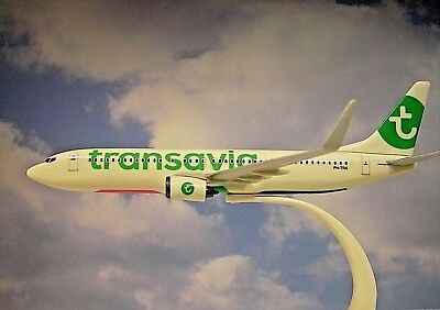 Herpa Wings SNAP-FIT 1:200 Boeing 737-800 transavia PH-TRA  611046