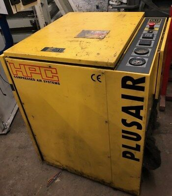 Hpc Plusair Screw Air Compressor Sk19