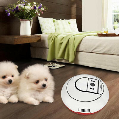 Household Smart Automatic Robotic Robot Vacuum Floor Cleaner Sweeping Machine AU