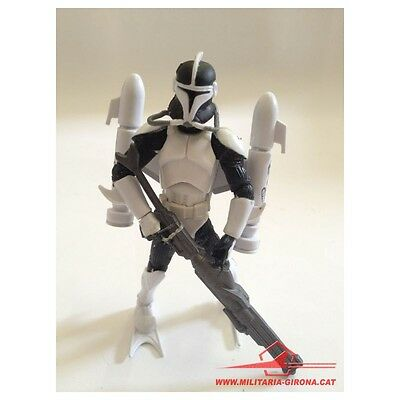 Star Wars Action Figure. The Legacy Collection Clone Scuba Trooper. Hasbro 2008