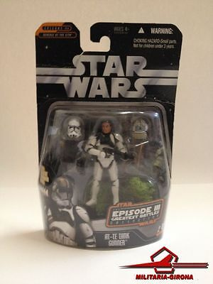 Star Wars Episode Iii Greatest Battles Collection.at - You Tank Gunner. Hasbro