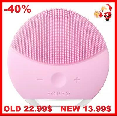 Foreo Luna Mini 2 T-sonic Facial Cleansing Device Rechargeable-pink