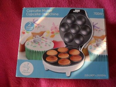 Cupcake Maker 220-240 V--50/60 Hz Neu