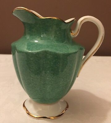 Vintage China Milk Jug By Crescent And Sons George Jones