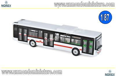 Iveco Bus Urbanway 2014 TCL  NOREV - NO 530263 - Echelle 1/87