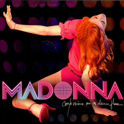 Madonna - Confessions On A Dance Floor (Vinyl LP - 2006 - EU - Original)