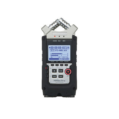 Zoom H4n Pro Handy Recorder + Picks