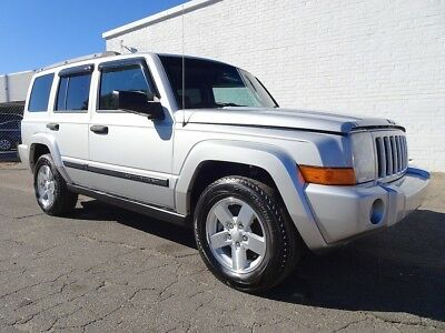 2006 Jeep Commander  2006 Jeep Commander SUV Used 3.7L V6 12V Automatic RWD