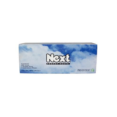 Preventive Technologies 221145 Next Prophy Paste Adult Assorted Coarse 200/Bx