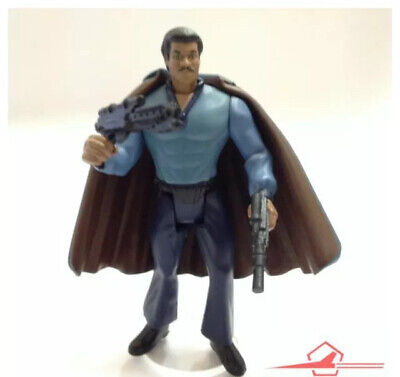 Star Wars Action Figure. The Power Of The Force. Lando Calrissian. Kenner 1995