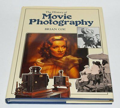 Originalausgabe: The History of Movie Photography by Brian Coe
