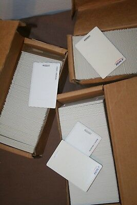Indala FlexISO Access Control Cards  QTY: 289