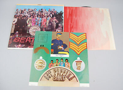 Beatles Sgt Peppers Lonely Hearts - 1967 US 1st Pressing Error Stereo SMAS 2653