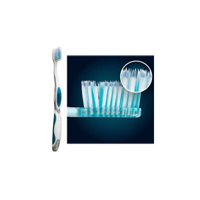 Sunstar Butler 505P GUM Adult Compact Summit Soft Manual Toothbrush 12/Bx