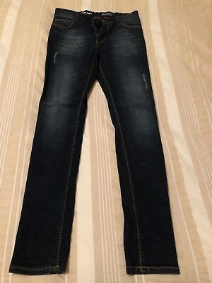 Boys Super Skinny Jeans from Next Age 12 Excellent Condition