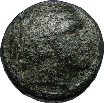 Philip II 359BC Olympic Games HORSE Race WIN Macedonia Ancient Greek Coin i66720