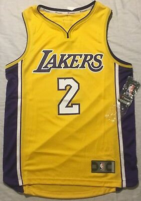 Lonzo Ball Los Angeles Lakers Jersey MEN S Small NBA NEW w Tags Basketball e9db4b32c