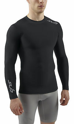 Sub Sports Cold Winter Mens Thermal Long Sleeve Compression Top