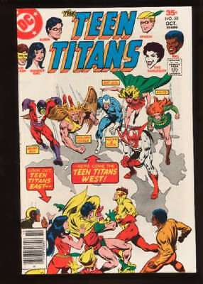 Teen Titans (1966 series) #50 in Very Fine + condition. DC comics [*in]