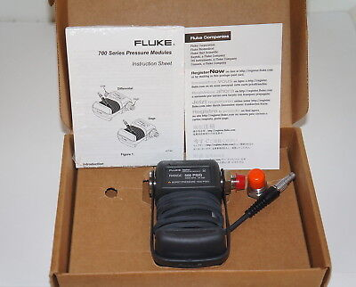 Fluke 700P07 Gauge Pressure Module 500 Psi New In Box