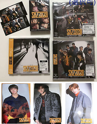 STRAY KIDS SKZ2020 3 CD + Cassette tape + 3 photocard Changbin I.N Seungmin