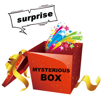 $49.99 Mysteries Box! All New & Unused - Christmas Greeting - Anything possible!