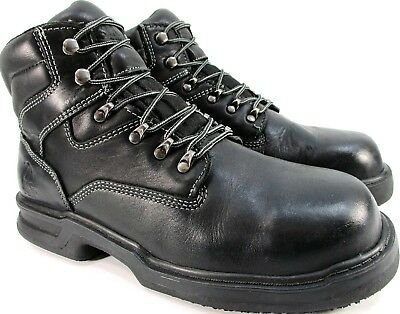 077071a4040 SFC PRO SHOES For Crews Trident II-Composite Toe Black Style 8296 ...