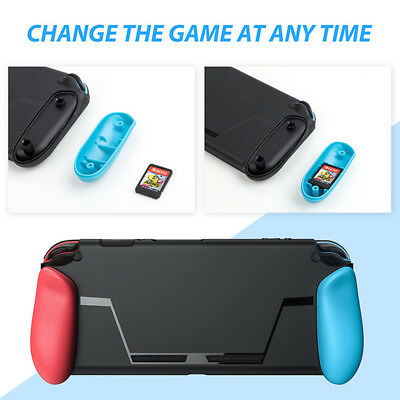 Best For Nintendo Switch Gamepad Joysticks Console with handle Silicone Cover