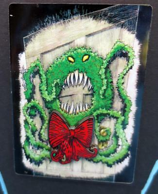 Disney Nightmare Haunted Mansion Holiday Stretching Portrait PIN #5 WREATH LE