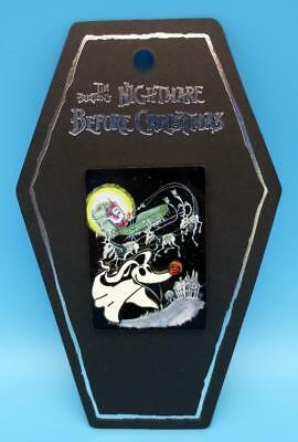 Disney Nightmare Haunted Mansion Holiday Stretching Portrait #1 JACK Zero LE