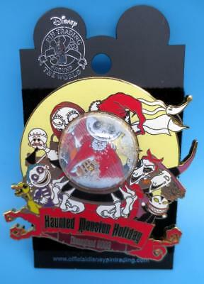 Disney NIGHTMARE BEFORE CHRISTMAS Haunted Mansion Holiday Disneyland 2003 LE Pin