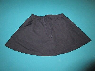 EDDIE BAUER Girls Navy Uniform Skort Size 14